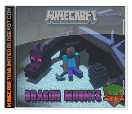 Dragon Mounts Mod minecraft