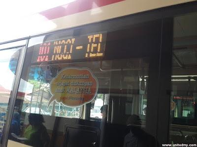 Penang Bus 101