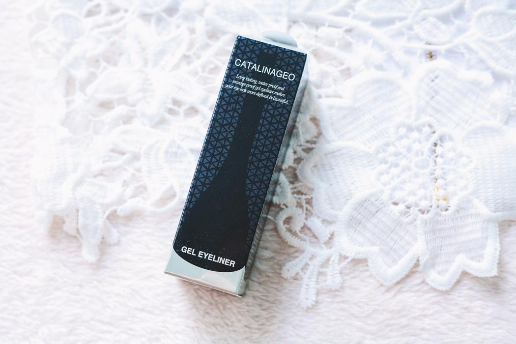 Catalina GEO Gel Eyeliner in Deep Black | chainyan.co