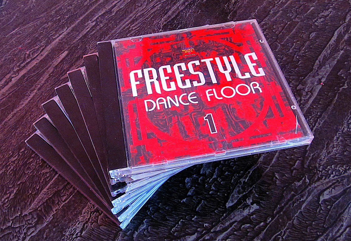 FREESTYLE DANCE FLOOR