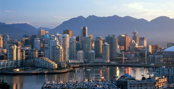 canada city skyline - photo #4