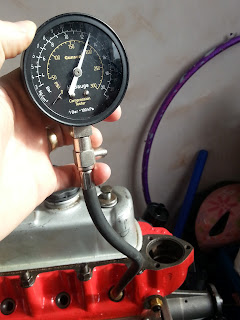 Piston Pressure