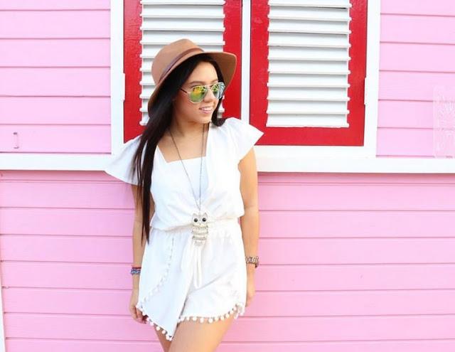 Kassandra y la ropa que compra