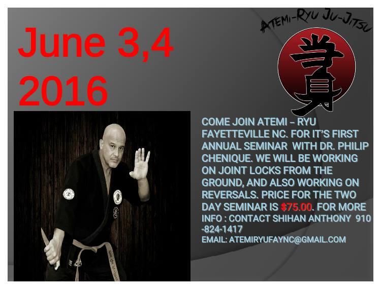 Jujitsu Seminar