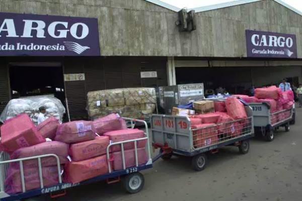 Cargo PT. Garuda Indonesia