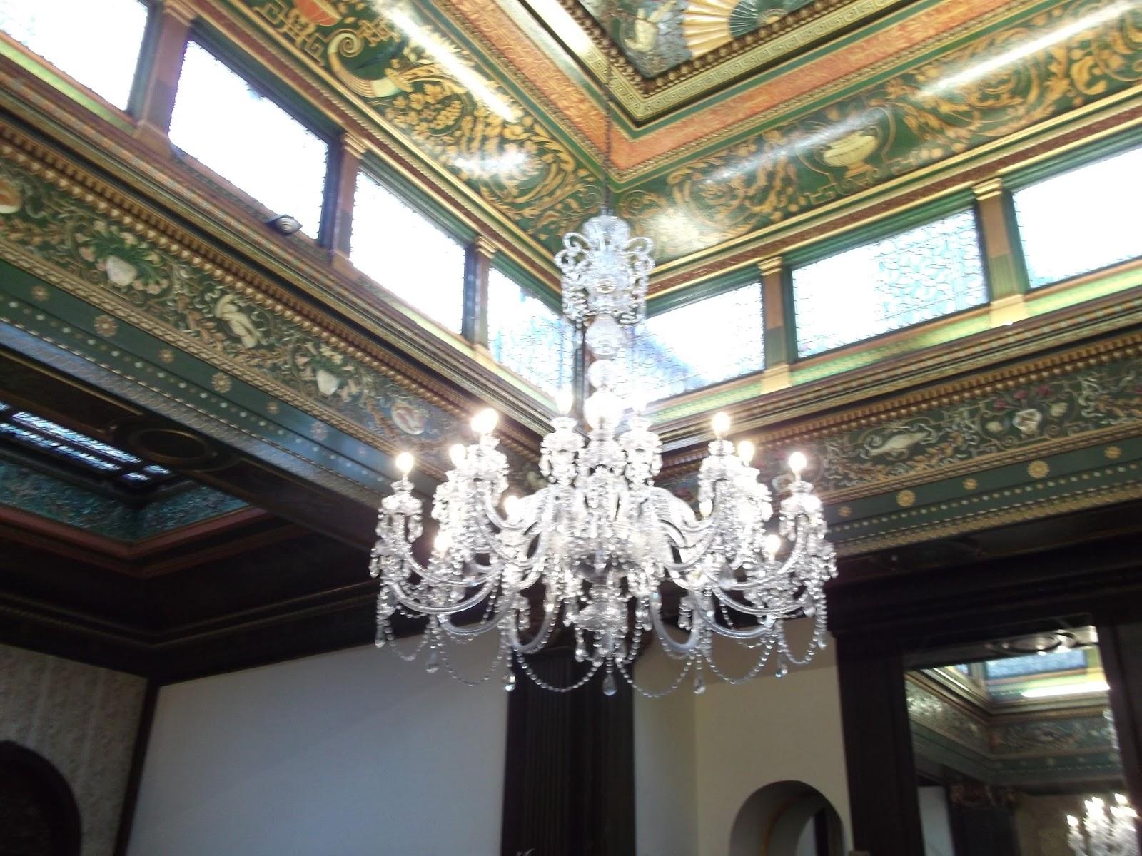 Wortley Hall Dining Room