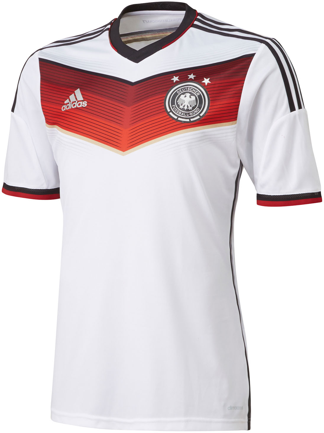 Germany 2014 World Cup Kits Unveiled