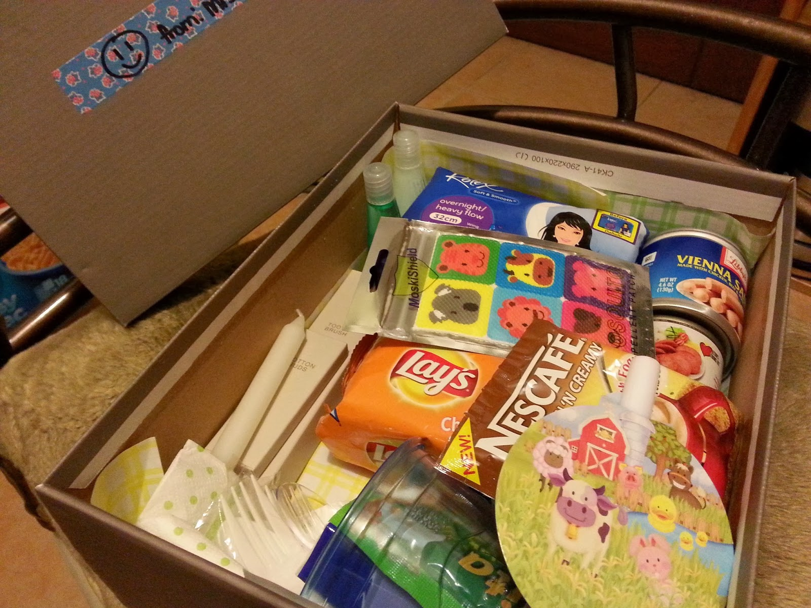 Food christmas gift ideas philippines typhoon
