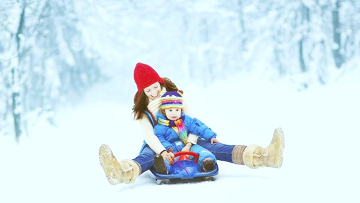 Zieht euch warm an - Kommt doch noch Schnee und Kälte / / Dress warm - After all - will the snow and cold still come this winter?
