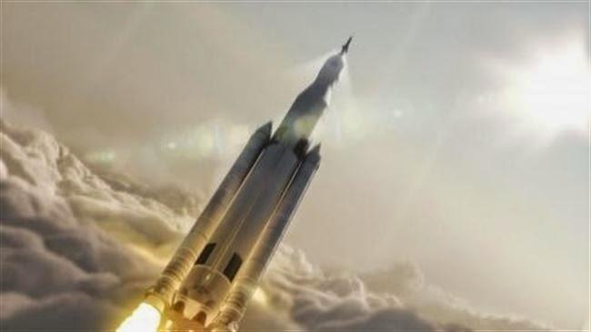 Cohete NASA