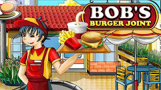java touchscreen games: Bob's burger joint 360x640 Java Touchscreen