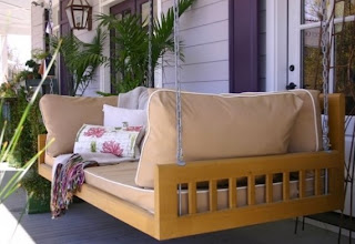 Hanging daybed 2