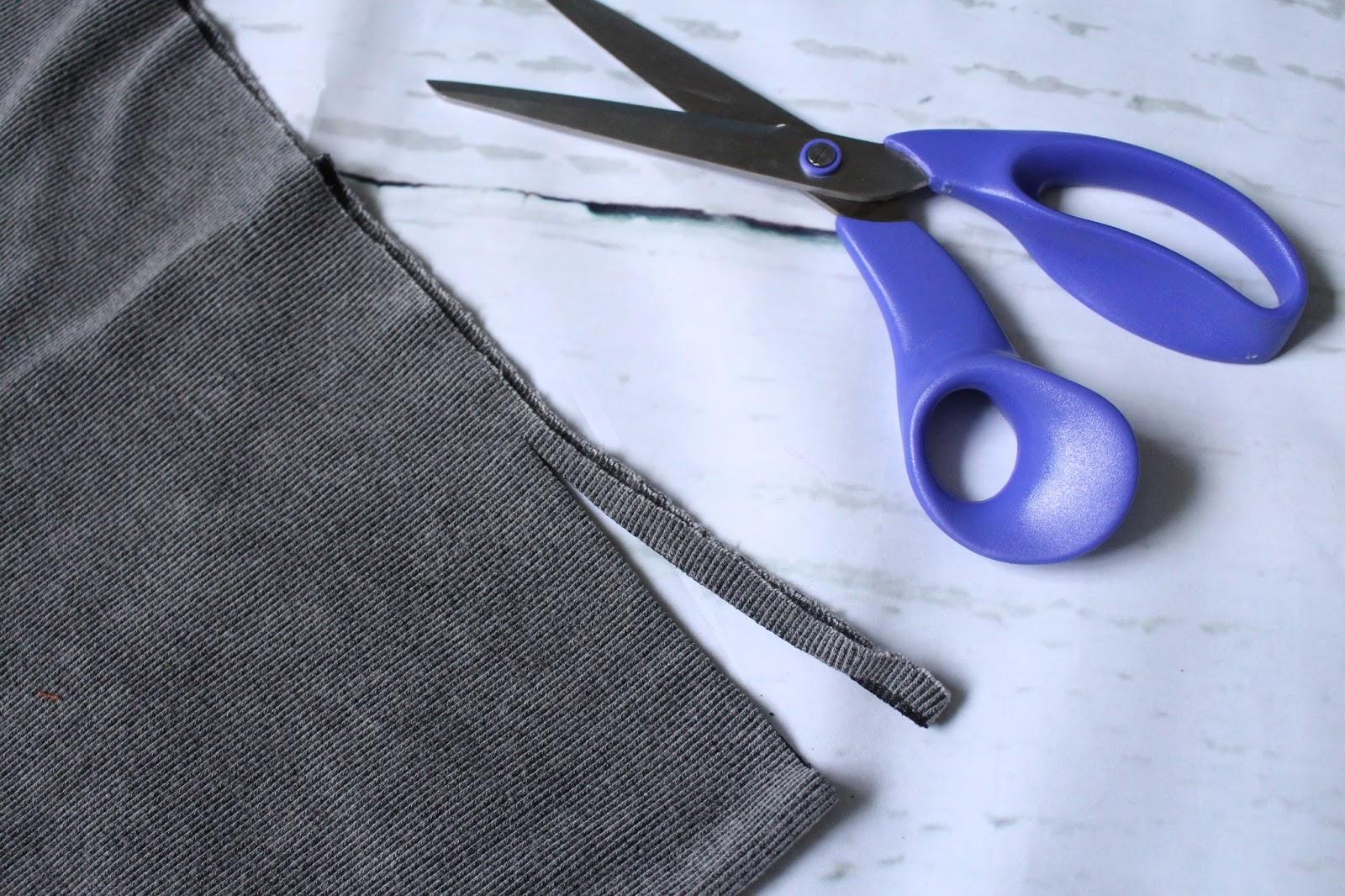 Tie Front DIY