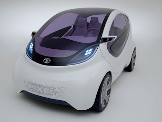 TataMotors Concet Car Pixel First Look