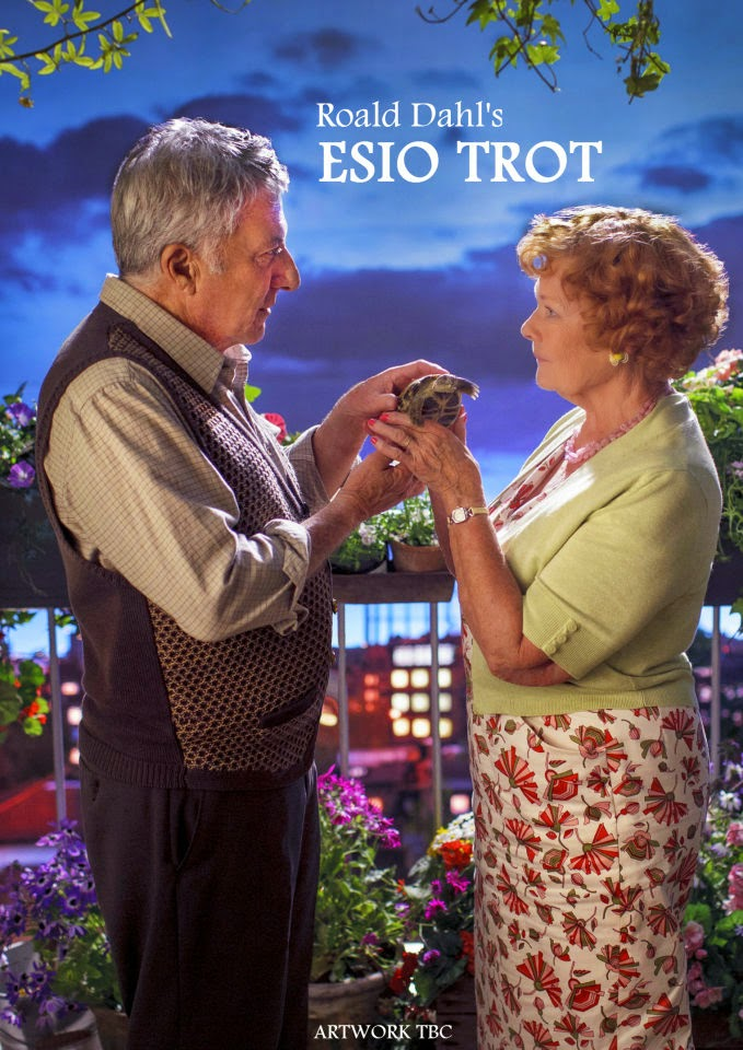 Roald Dahl's Esio Trot (2015) ταινιες online seires xrysoi greek subs