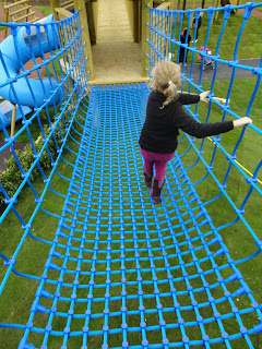 Top Ender at Hullabazoo Outdoor Play Area at ZSL Whipsnade Zoo