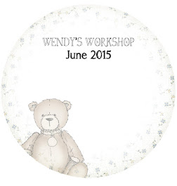 WENDY'S WORKSHOP JUNE 2015 £8.00