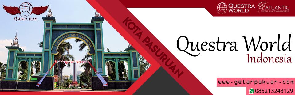 Questra World Pasuruan | 085213243129 | www.getarpakuan.com