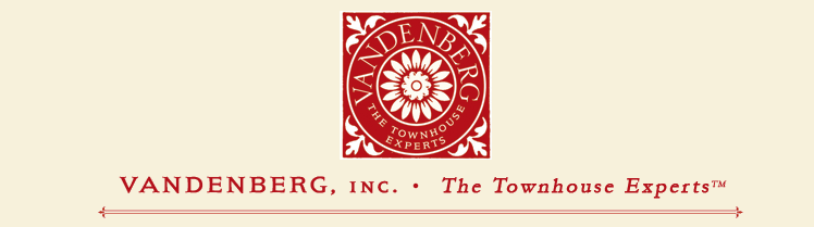 Vandenberg, Inc. -- The Townhouse Experts