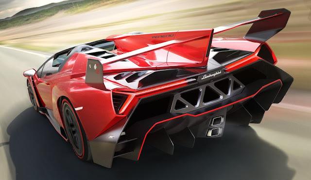 ランボルギーニが「ヴェネーノ」に次ぐ新型スーパーカーを公開へ?