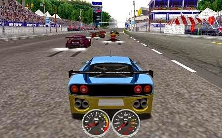 Download Game PC Ringan Speed Dreams 2.1.0