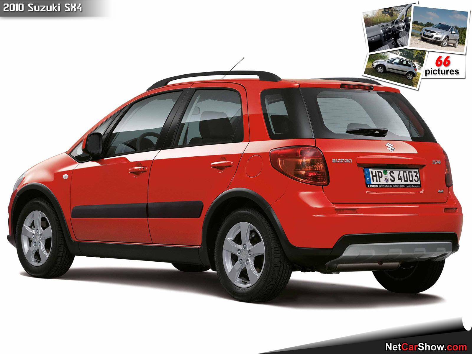 Suzuki Swift Modifikasi Rally