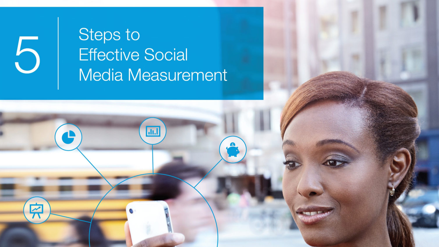 5 Steps to Determine the Perfect Social Media Strategy infographic - #socialmedioptimization