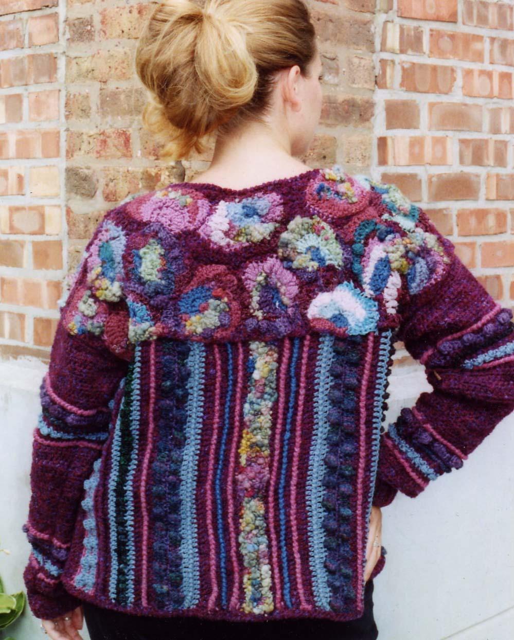 Crochet Queen : Crochet Queen: Royal Ramblings: International Free Form Crochet Guild