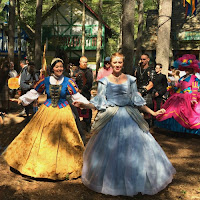 Princess Sing-along King Richards Faire Carver MA Renaissance  New England Fall Events