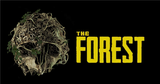 the forest game logo