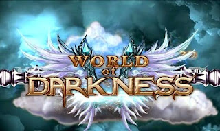 Screenshots of the World of darkness for Android tablet, phone.