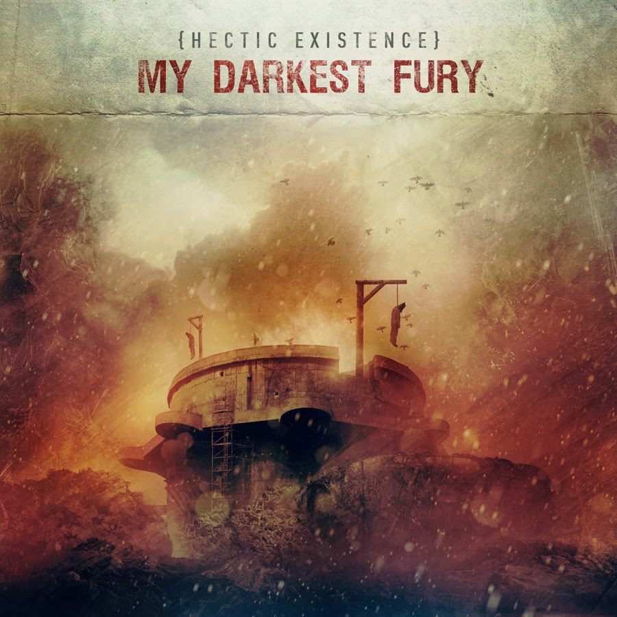 RTM061 My Darkest Fury - Hectic Existence