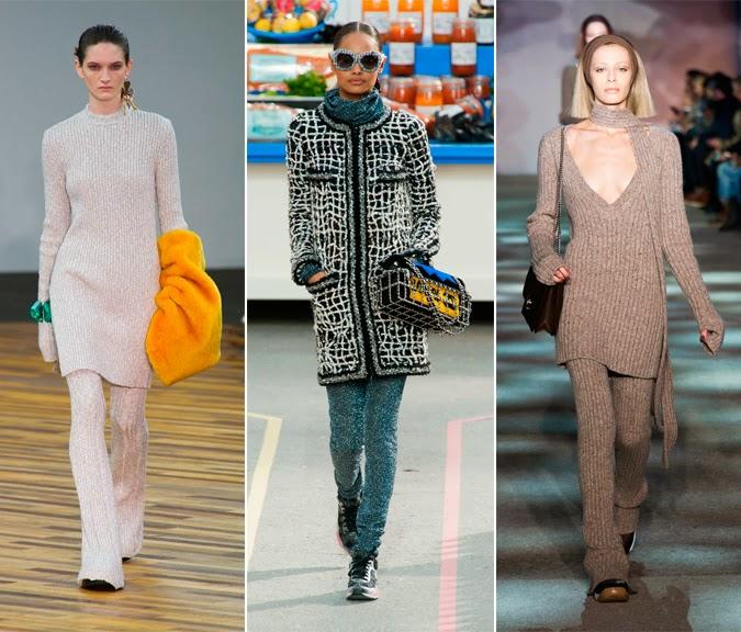 Tendencias otoño-invierno 2014/2015: Pantalones de punto