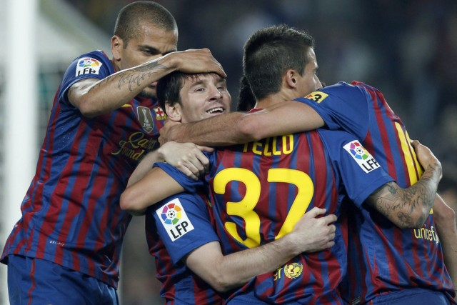 Video Barcelona vs Athletic Bilbao 2-0 Liga Spanyol 1 April 2012