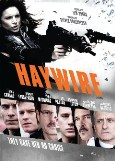 Haywire DVD cover art
