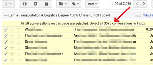 cara mudah menghapus inbox gmail sekaligus   game sakti