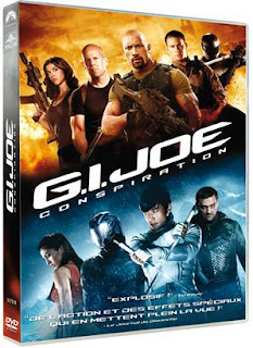 G.I. Joe 2 : Conspiration [Blu-ray] [Blu-ray 3D]
