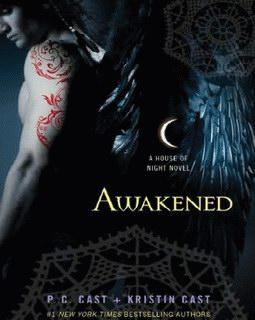 PC Cast & Kristin Cast - Awakened