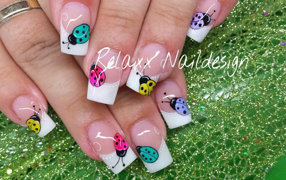 Imagenes de Uñas decoradas;Diseños de uñas lindos y faciles | fondos ...