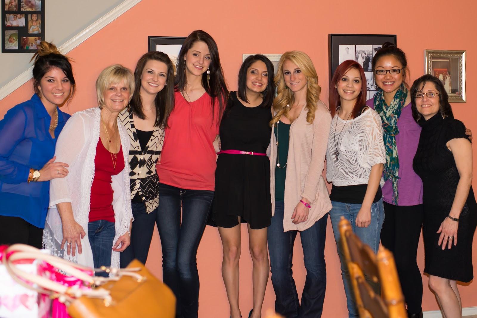 Spring Break Party Girls