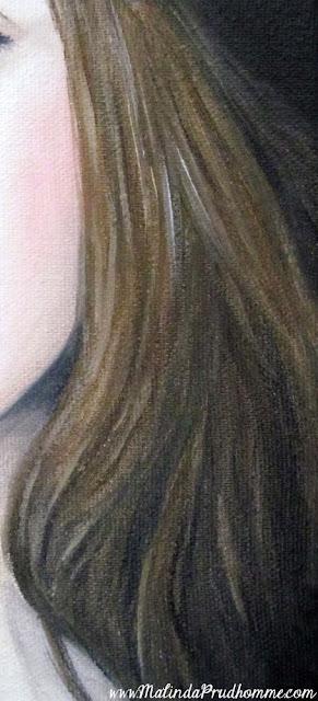megan mccann, portrait artist, portrait painting, oil painting, beauty art, gems, pearls, blue eyes