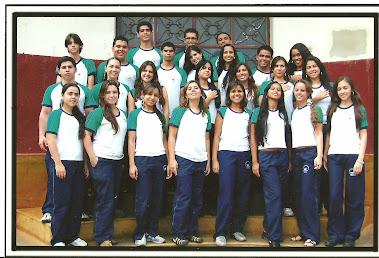 TURMA: 13 FORMANDOS 2007