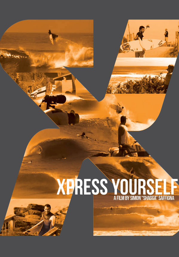 Xpress Yourself Surf Film(2014)