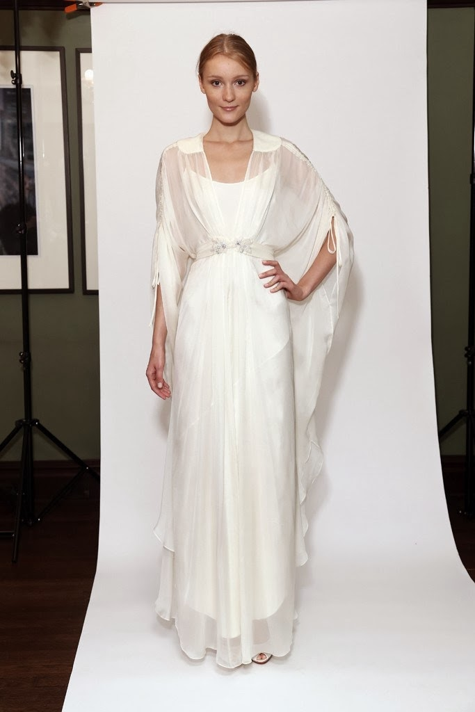 Temperley 2014 Fall Bridal Collection