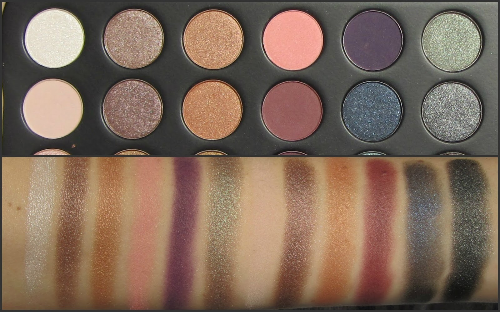 Color Special Occasion Eyeshadow And Blush Palette