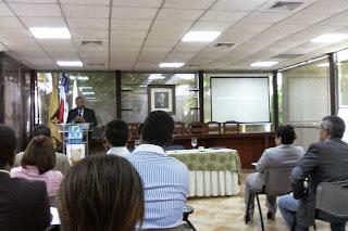 Curso de Comunicacion y Liderazgo Político, EFEC/JCE