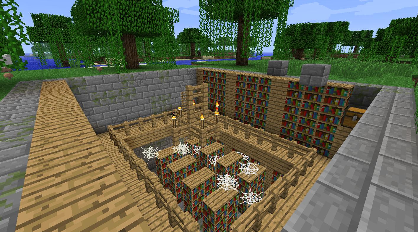 Minecraft seed 7711547331594155648