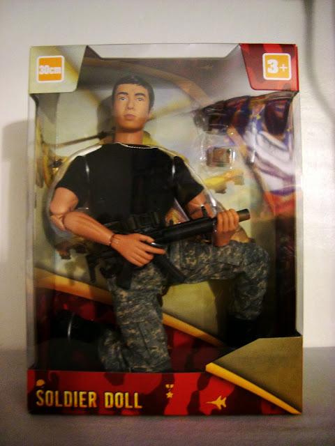 Soldier Doll DSC00318