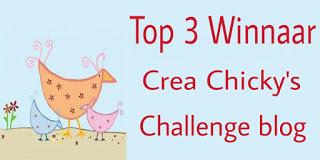 1-2-2017 winnaar top 3 Creachickeyschallengeblog