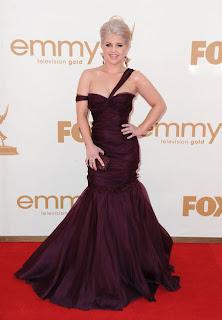 Kelly Osbourne ( J. Mendel Gown)
